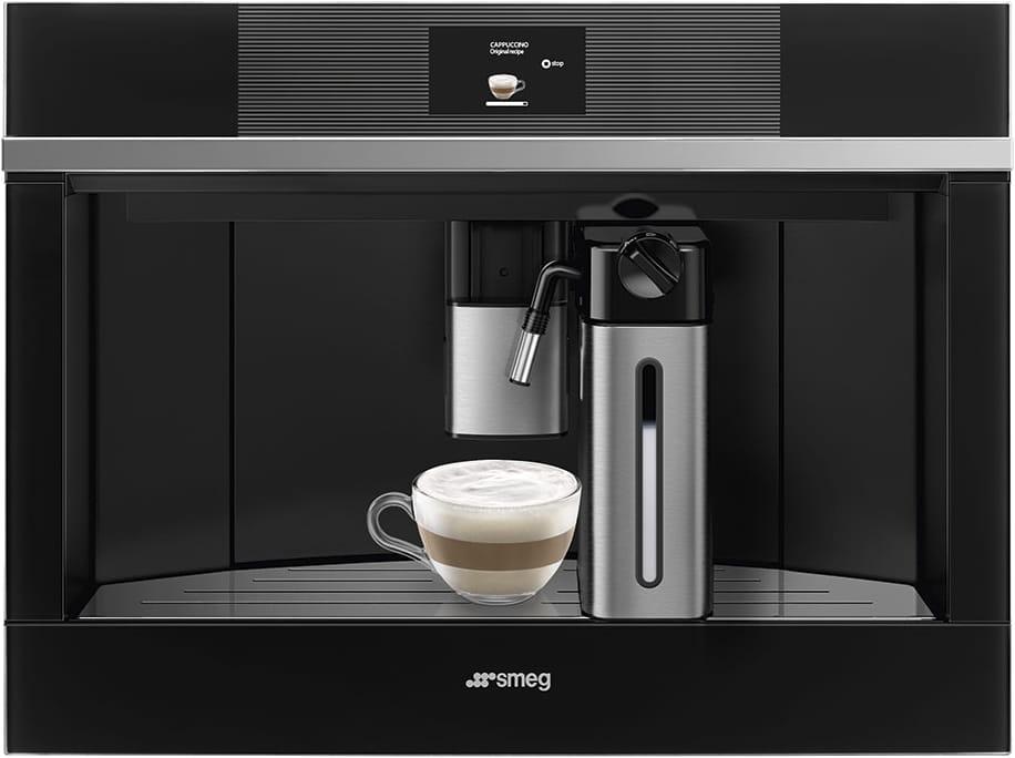 Встраиваемая кофемашина SMEGCMS4104N - 3