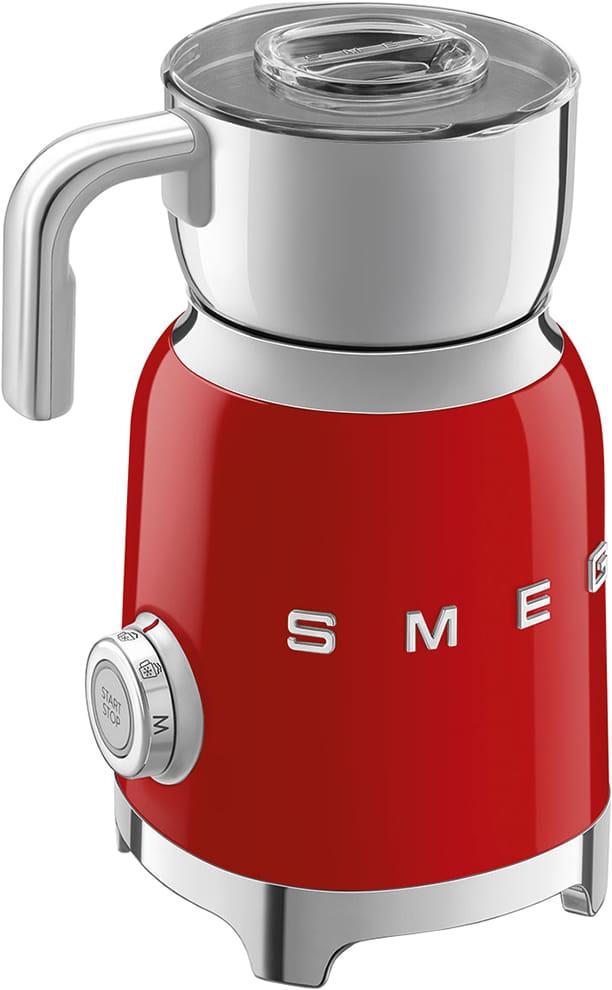 Вспениватель молока SMEG MFF01RDEU - 2