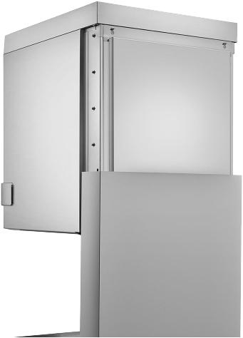 Купольная посудомоечная машина SMEG HTY511DH - 3