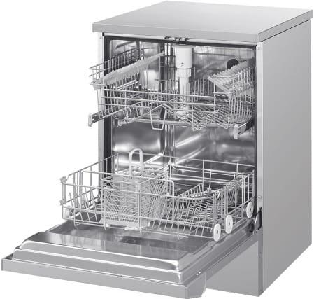 Посудомоечная машина стермодезинфекцией SMEGSWT260XD-1 - 8