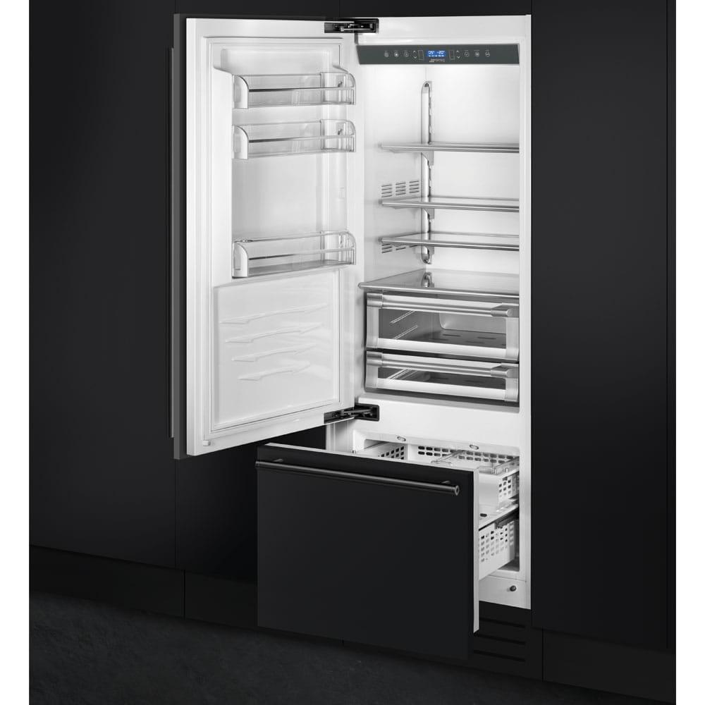 Холодильник SMEGRI76LSI - 1