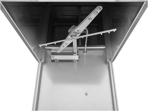 Купольная посудомоечная машина SMEG HTY511DH - 4