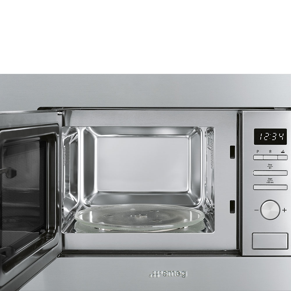 Микроволновая печь SMEG FMI020X - 1