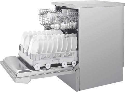 Посудомоечная машина стермодезинфекцией SMEGSWT260XD-1 - 13