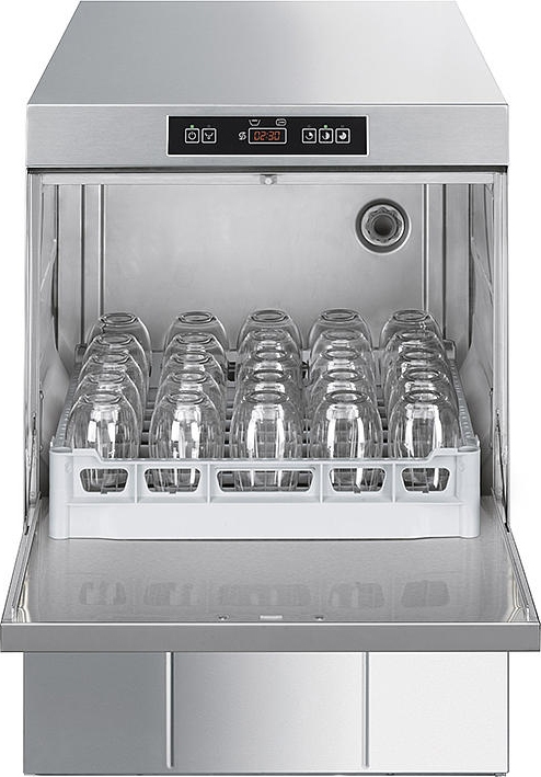 Посудомоечная машина с фронтальной загрузкой SMEG UD503D - 10