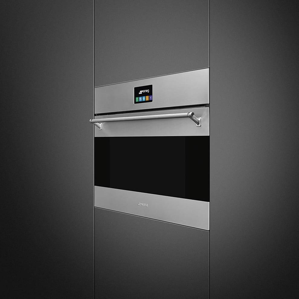 Шкаф шоковой заморозки SMEGSAB4304X - 7