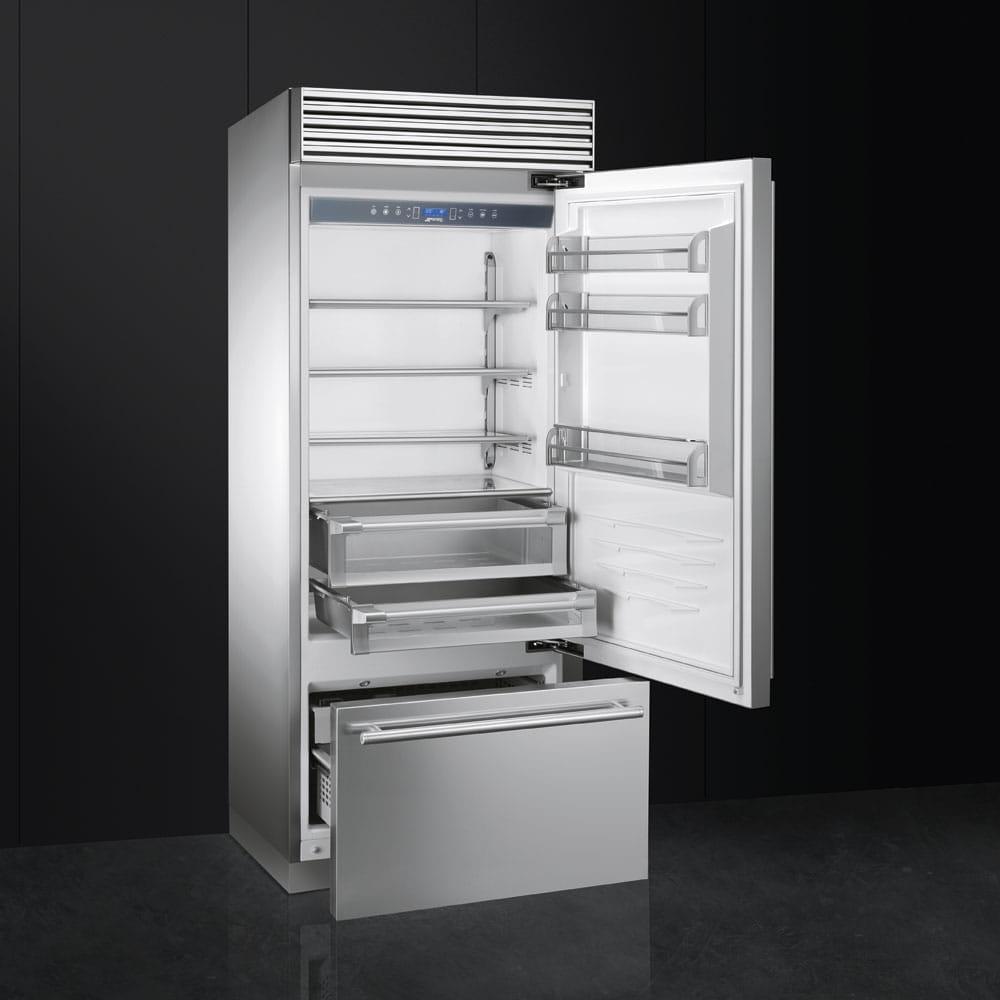 Холодильник SMEG RF396RSIX - 1