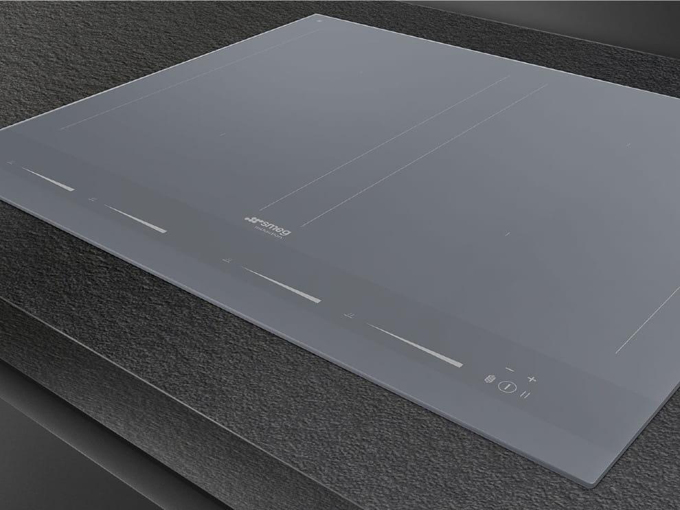 Индукционная варочная панель SMEGSIM1643DS - 2