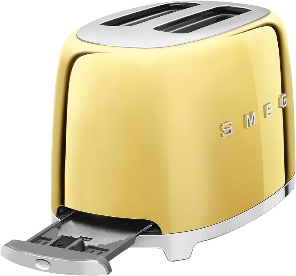 Тостер SMEG TSF01GOEU - 3
