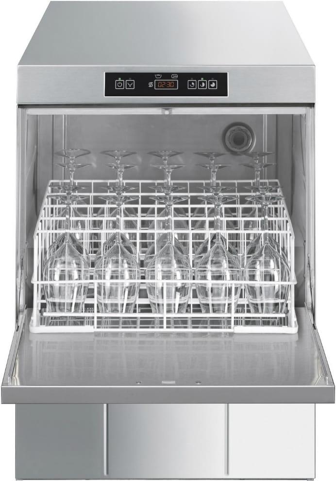 Посудомоечная машина сфронтальнойзагрузкой SMEGUD505DS - 8