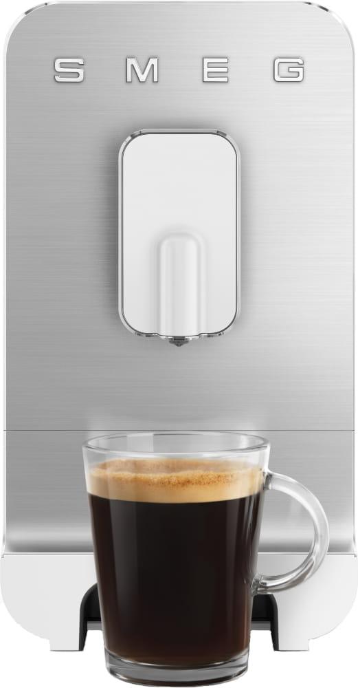 Кофемашина SMEG BCC01WHMEU - 2