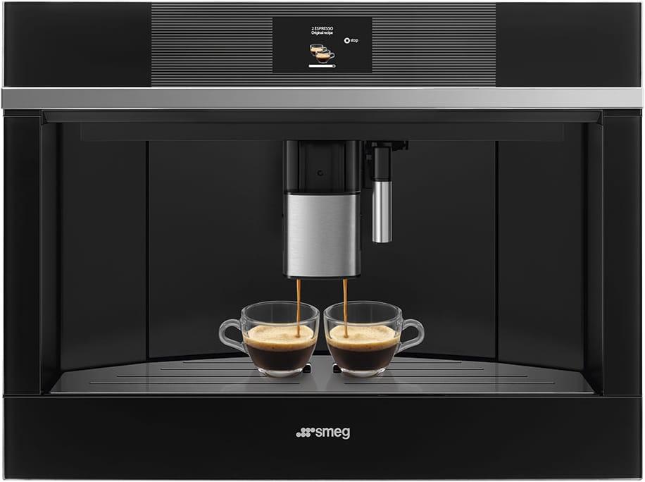 Встраиваемая кофемашина SMEGCMS4104N - 1