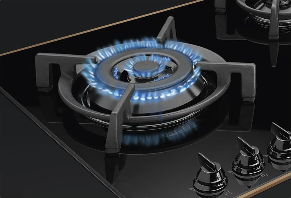 Газовая варочная панель SMEGPV695LCNR - 5