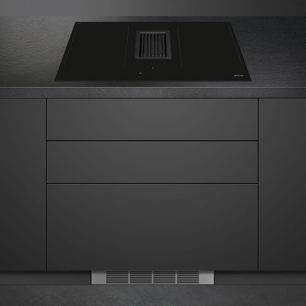 Индукционная варочная панель SMEGHOBD482D - 7