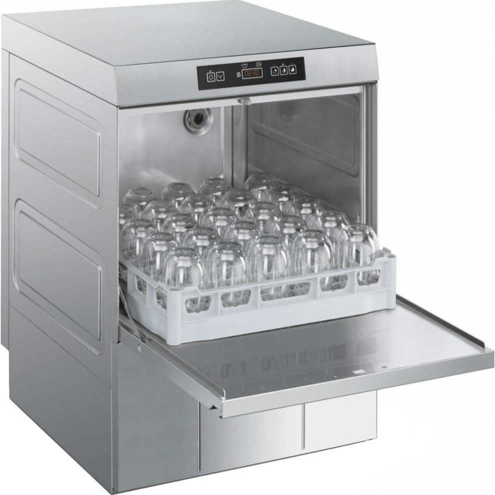 Посудомоечная машина сфронтальнойзагрузкой SMEGUD505DS - 11