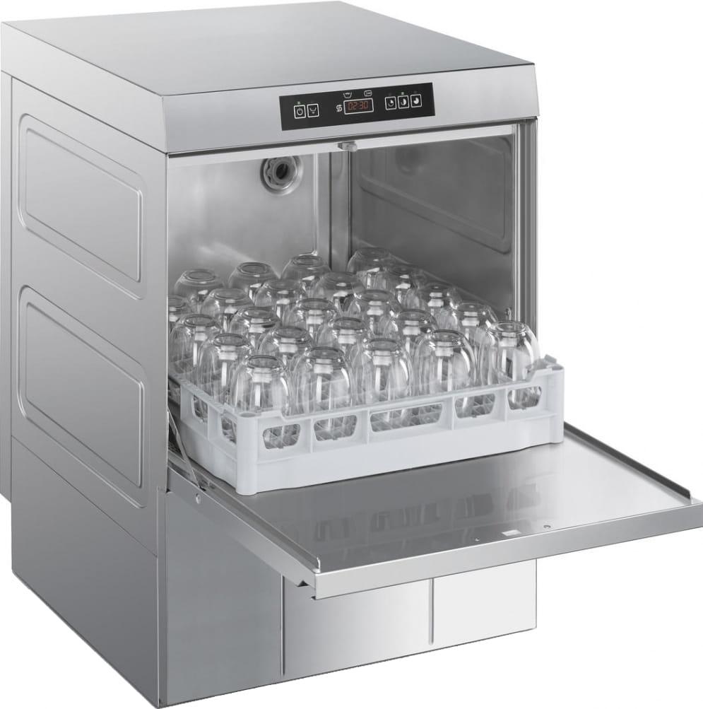 Посудомоечная машина сфронтальнойзагрузкой SMEGUD505D - 11