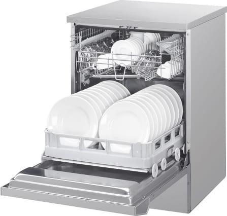 Посудомоечная машина стермодезинфекцией SMEGSWT260XD-1 - 10