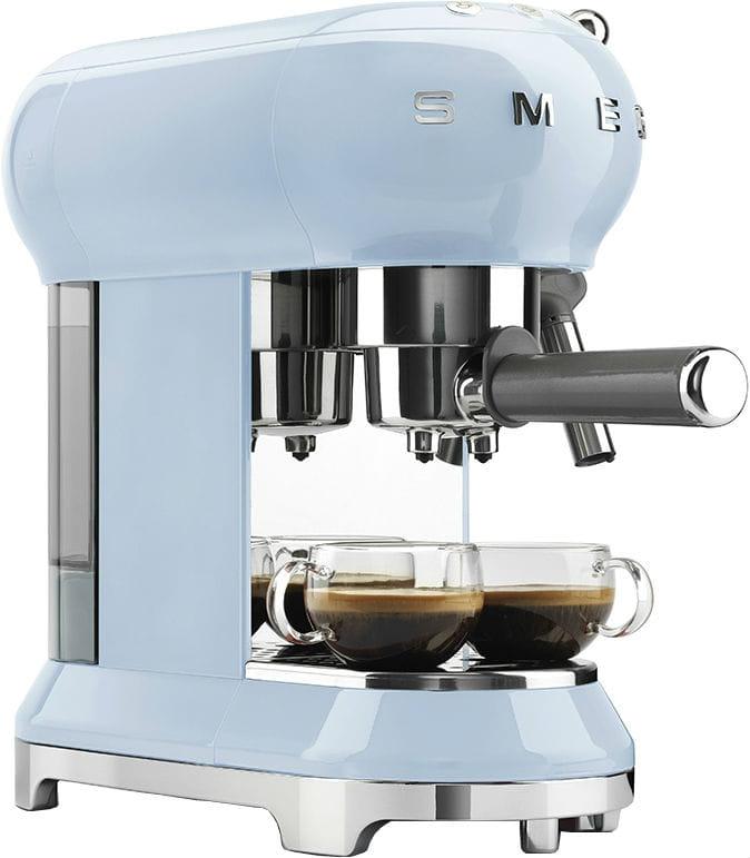 Кофемашина SMEG ECF01PBEU - 7