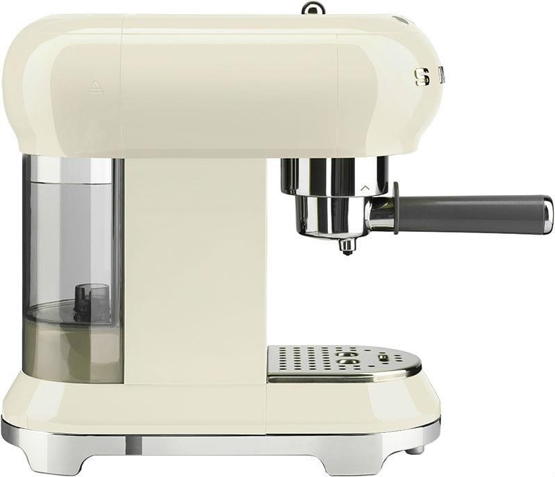 Кофемашина SMEG ECF01CREU - 2