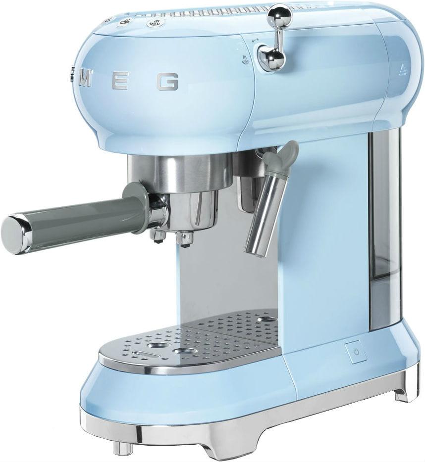 Кофемашина SMEG ECF01PBEU - 1