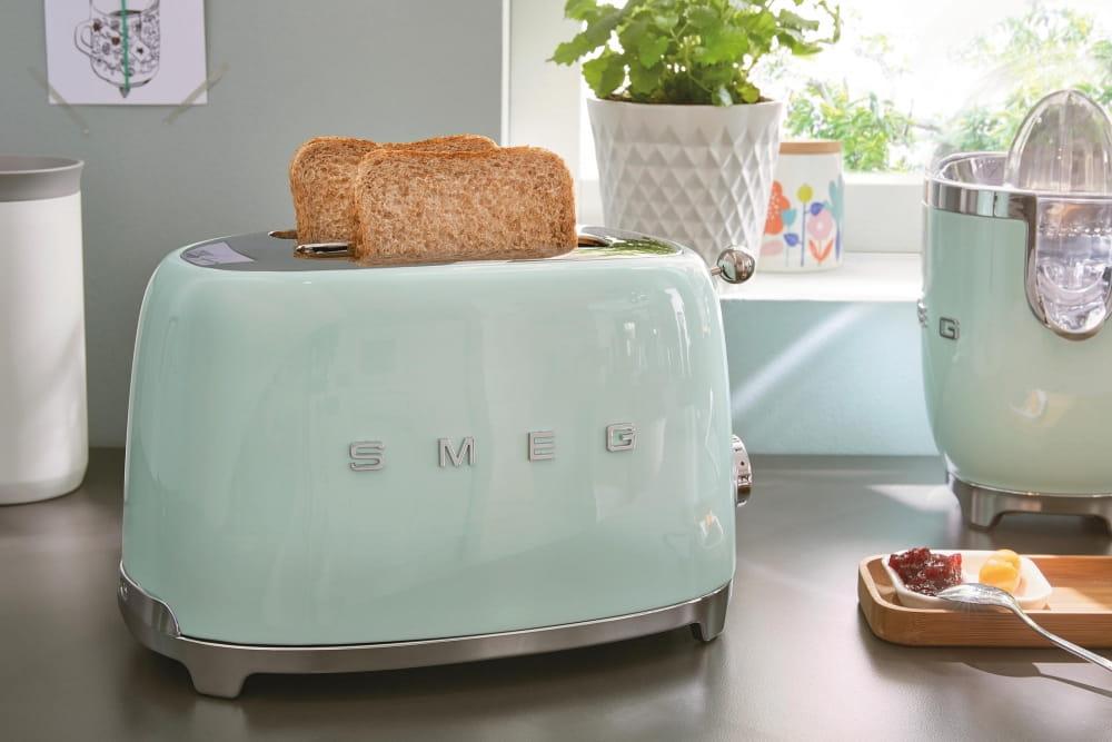 Тостер SMEG TSF01PGEU - 5