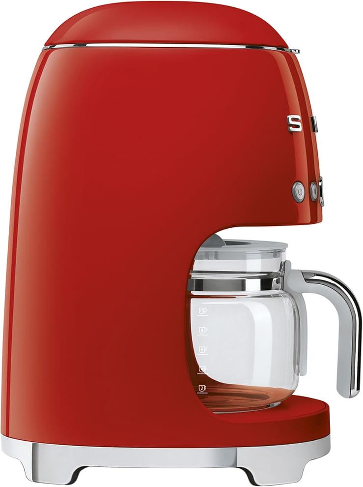 Капельная кофеварка SMEG DCF02RDEU - 4