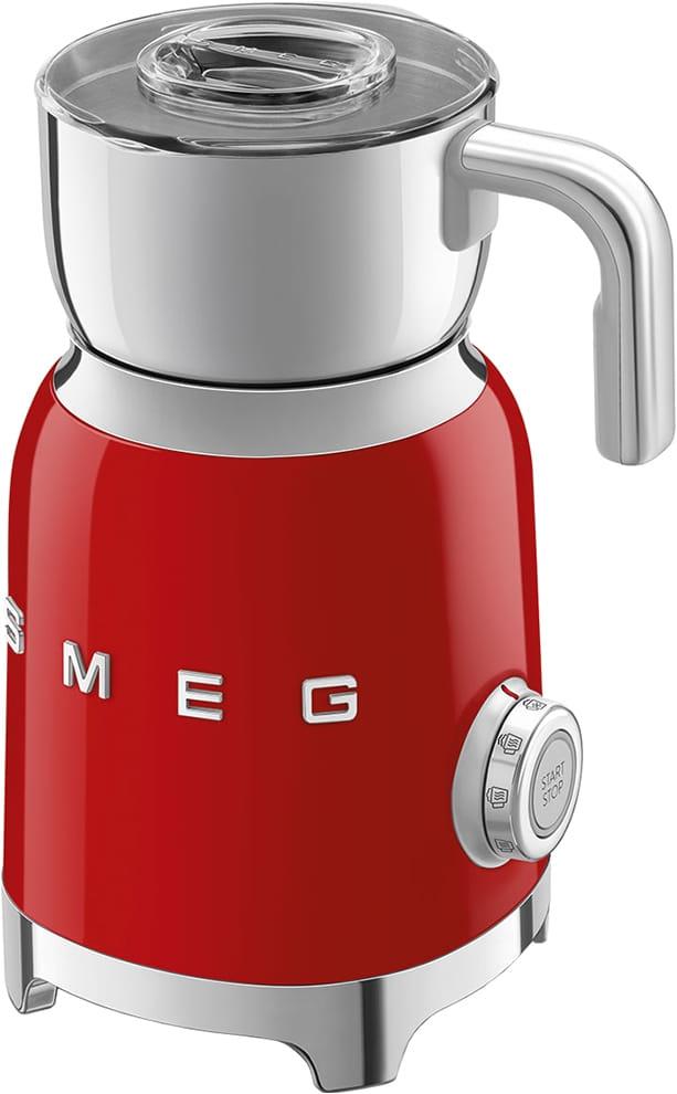 Вспениватель молока SMEG MFF01RDEU - 3