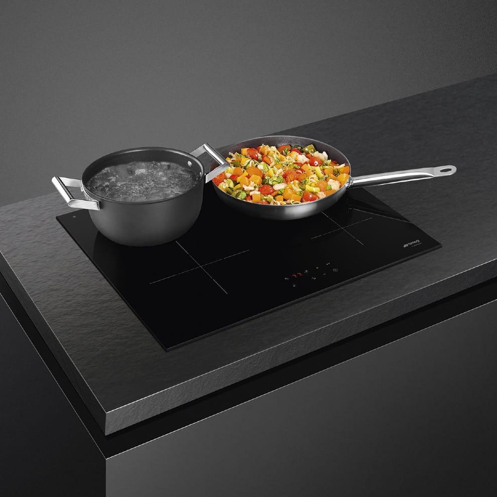 Индукционная варочная панель SMEGSI2641D - 3