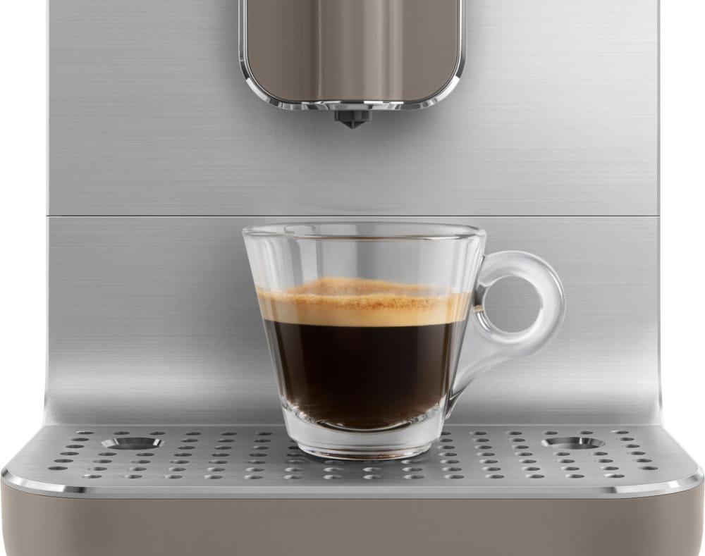 Кофемашина SMEG BCC01TPMEU - 2