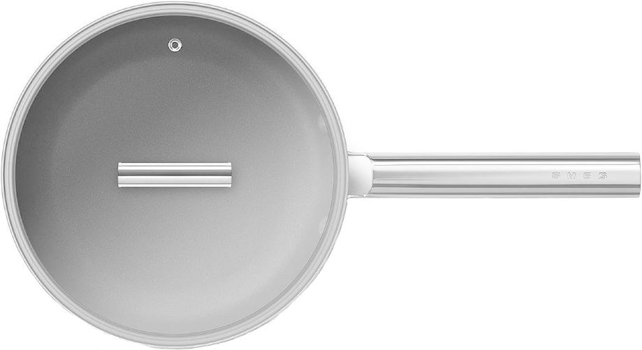 Сковорода SMEG CKFF2801RDM - 4