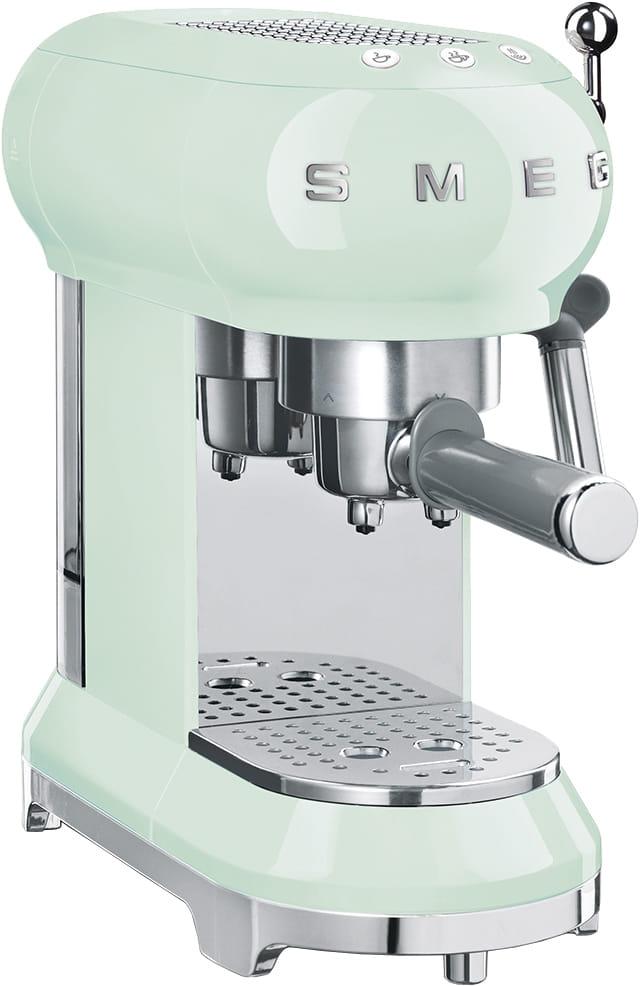 Кофемашина SMEG ECF01PGEU - 2