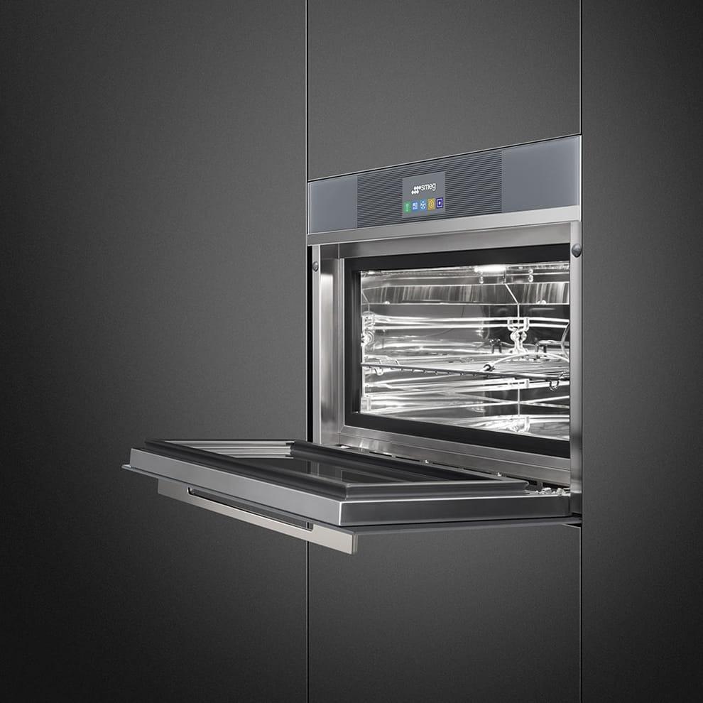 Шкаф шоковой заморозки SMEGSAB4104S - 8