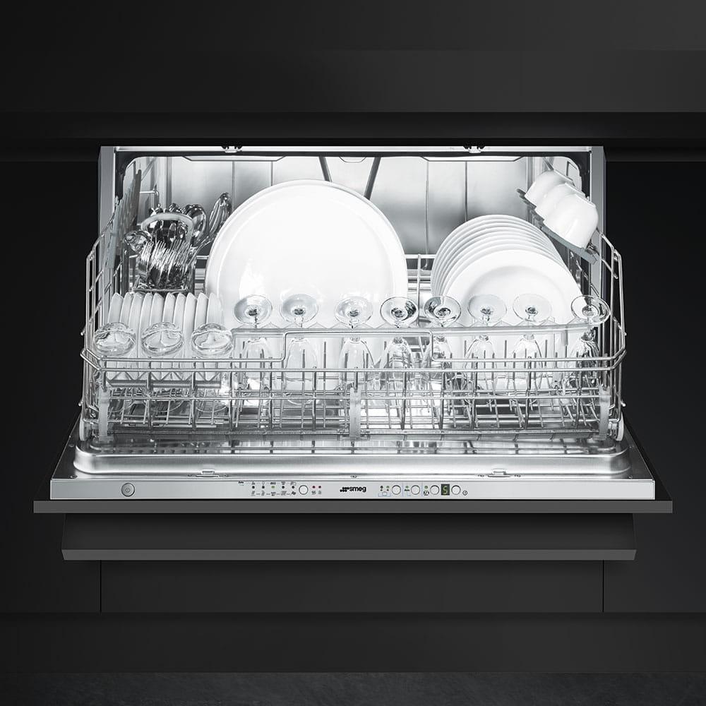 Посудомоечная машина SMEGSTO905-1 - 4