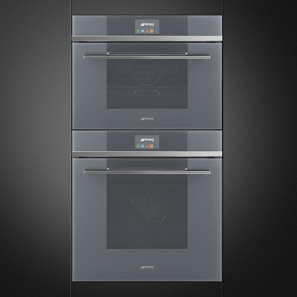 Электрический духовой шкаф SMEGSF4104WVCPS - 3