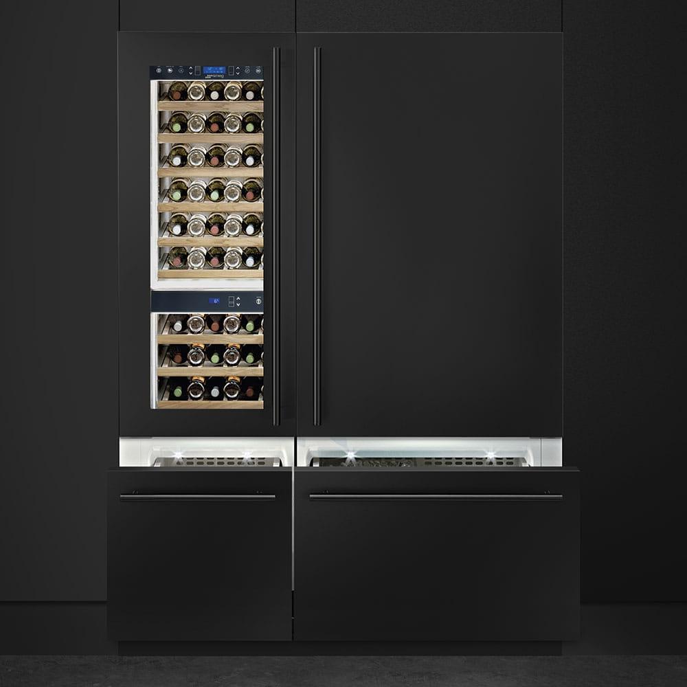 Холодильник SMEG RI96RSI - 2
