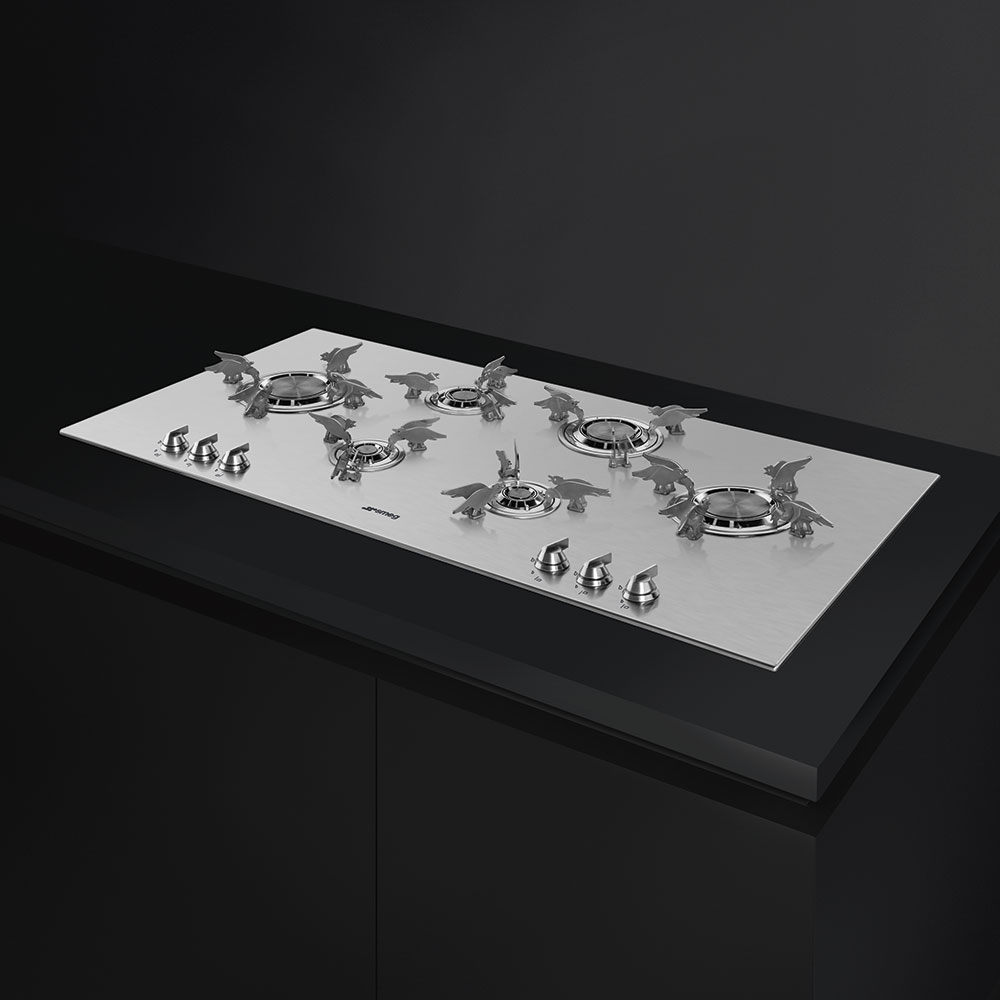 Газовая варочная панель SMEGPXL6106 - 3