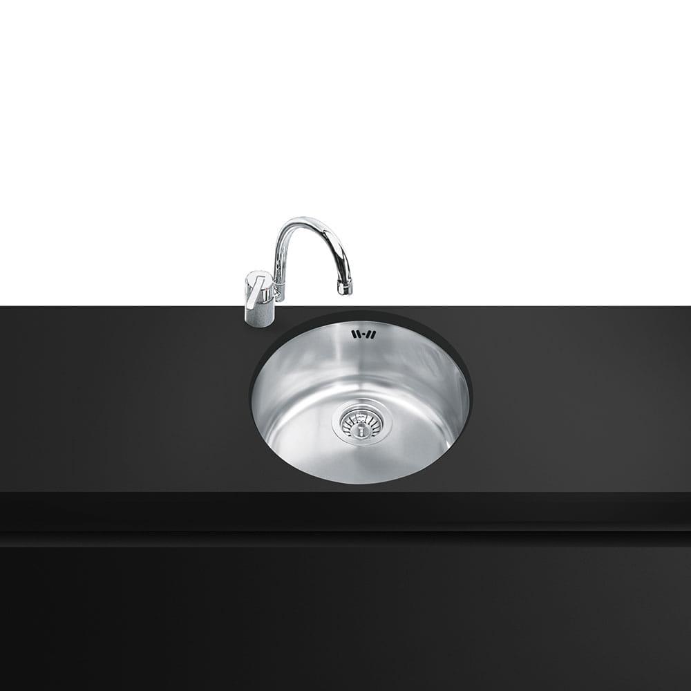 Кухонная мойка SMEG UM103P - 1