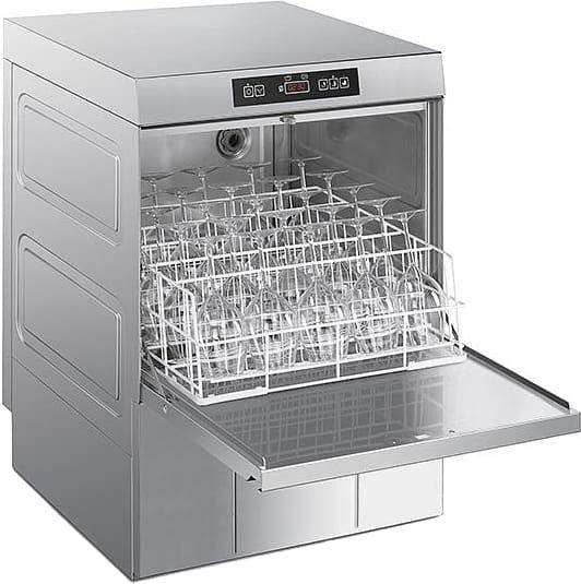 Посудомоечная машина сфронтальнойзагрузкой SMEGUD505D - 9
