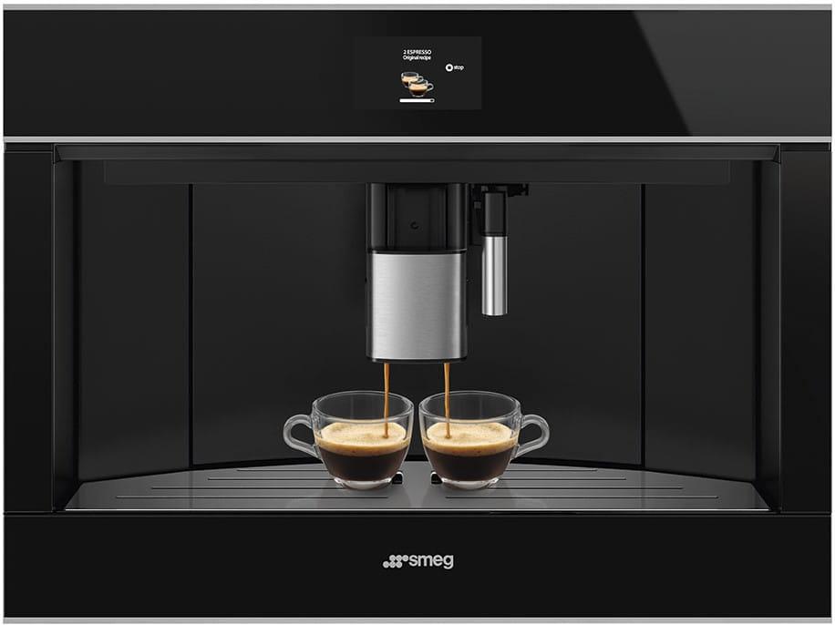 Встраиваемая кофемашина SMEGCMS4604NX - 1