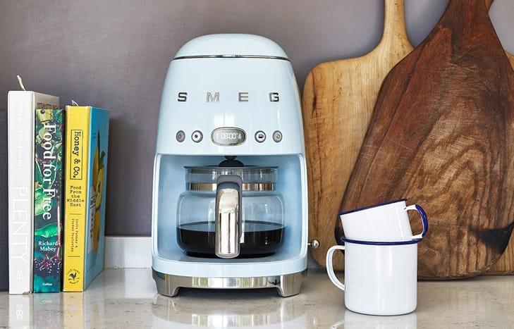 Капельная кофеварка SMEG DCF02PBEU - 8