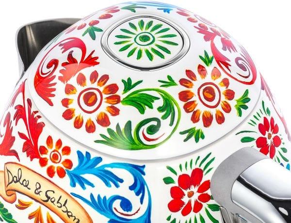 Чайник SMEG KLF03DGEU - 5