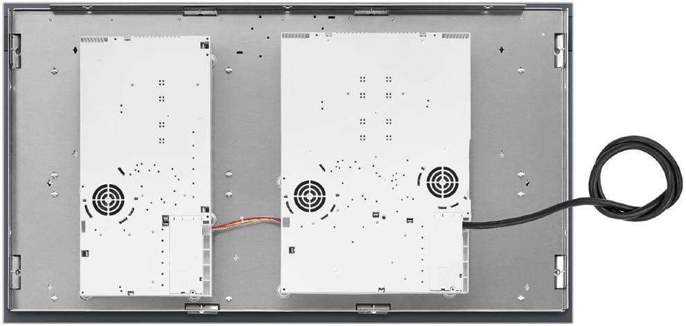 Индукционная варочная панель SMEGSIM1963DS - 5
