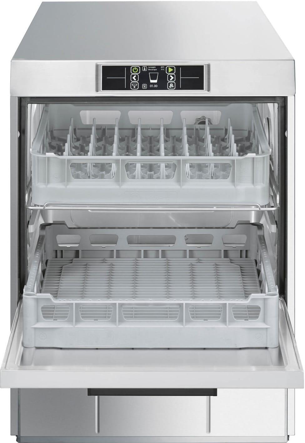Посудомоечная машина сфронтальнойзагрузкой SMEGUD522DS - 3