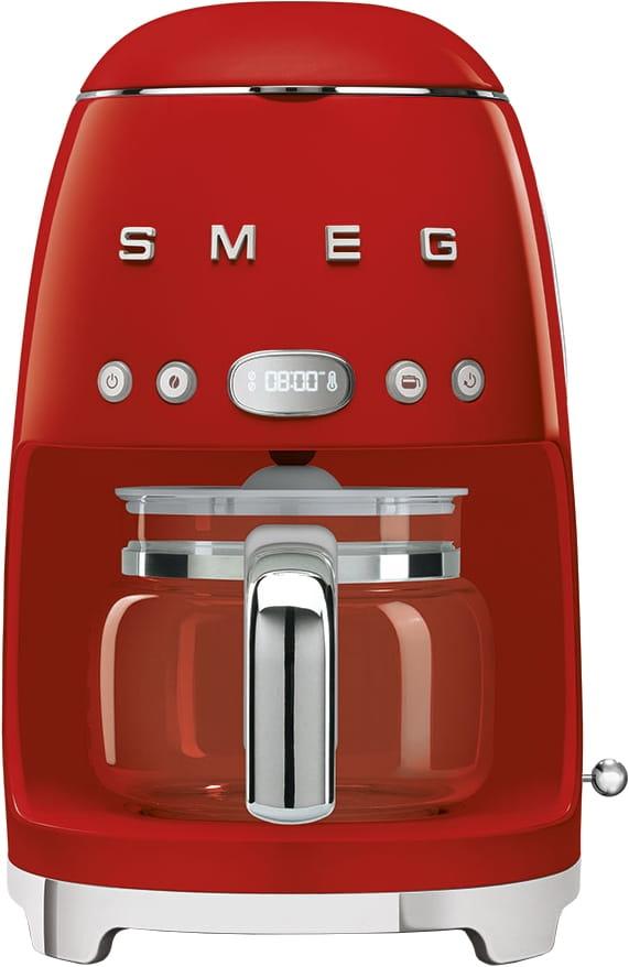 Капельная кофеварка SMEG DCF02RDEU - 2