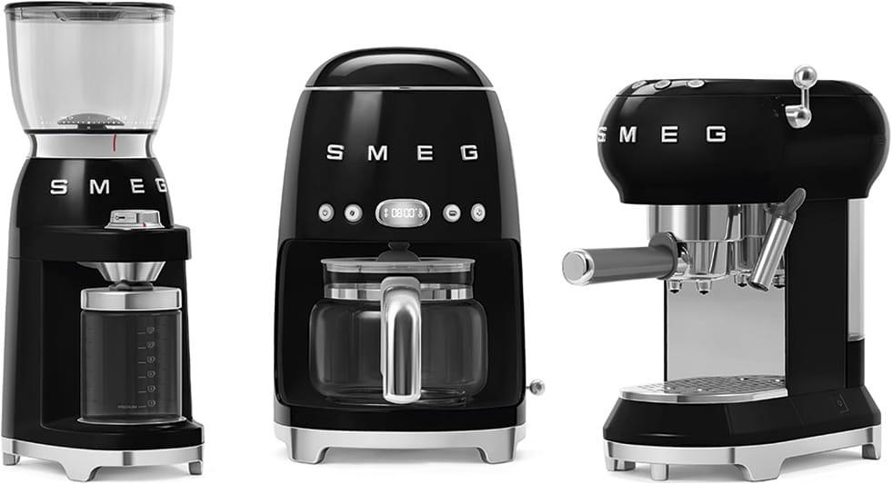 Кофемолка SMEG CGF01BLEU - 1