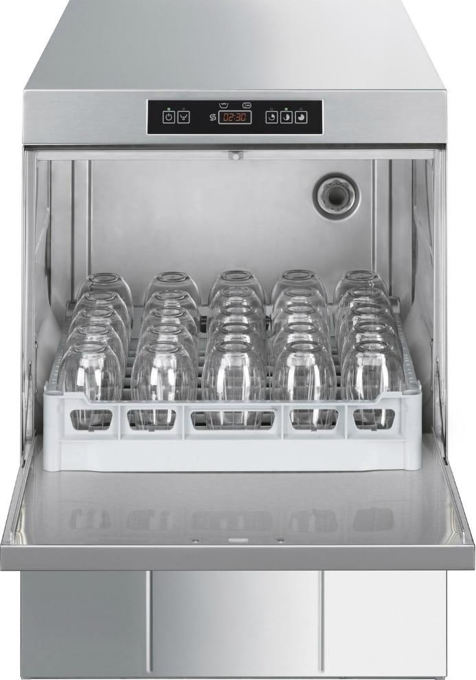 Посудомоечная машина с фронтальной загрузкой SMEG UD505D - 10
