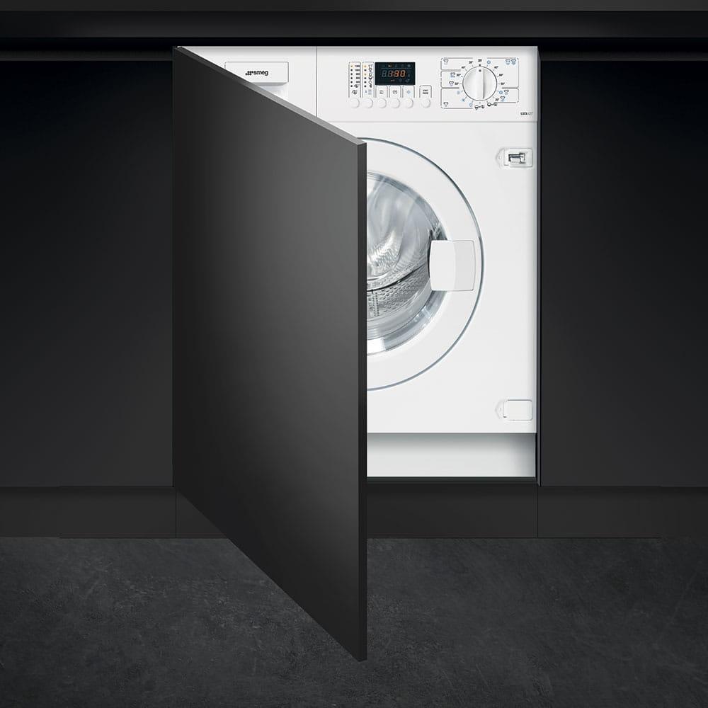 Встраиваемая стиральная машина SMEG LSTA127 - 1