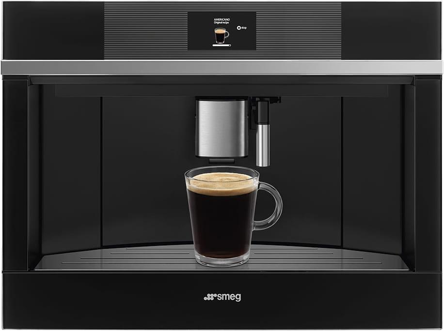 Встраиваемая кофемашина SMEGCMS4104N - 2