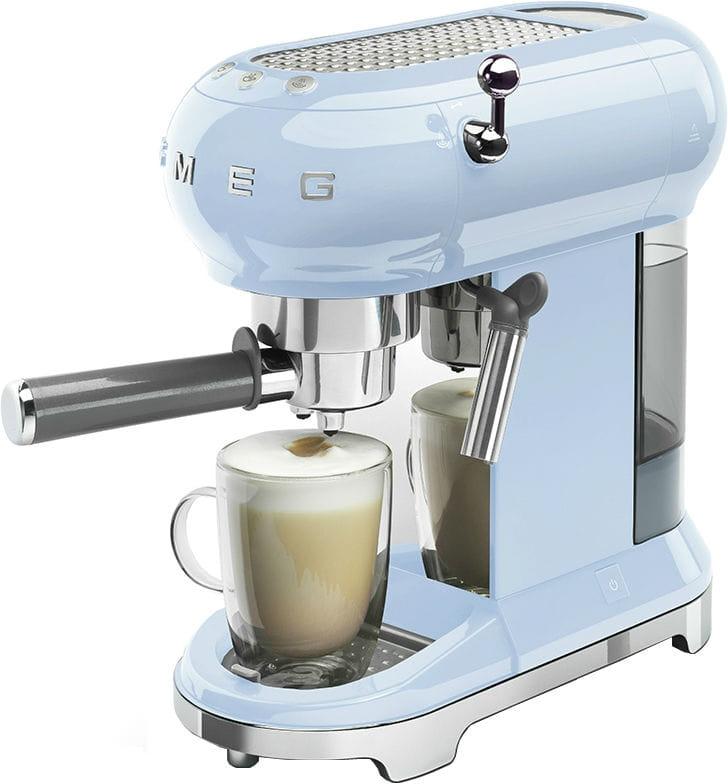 Кофемашина SMEG ECF01PBEU - 9