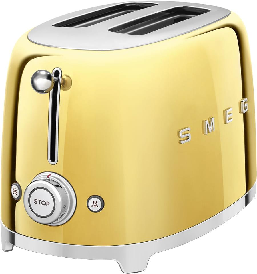 Тостер SMEG TSF01GOEU - 1